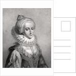 Elizabeth, Queen of Bohemia by English School