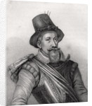 James I of England by English School