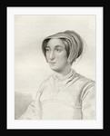 Elizabeth Cooke by English School