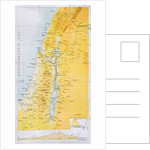 Palestine in the 1890s by English School