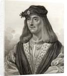 James IV, King of Scotland by English School