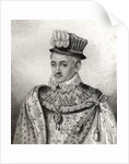 Henry Stewart by English School