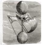 Lana's Flying Machine by French School