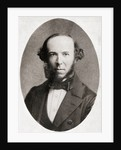 Herbert Spencer by Anonymous
