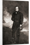 James Henry Somerset Fitzroy,1st Baron Raglan by Anonymous