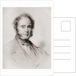 Henry John Temple,3rd Viscount Palmerston, Baron Temple of Mount Temple by Anonymous