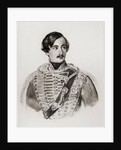 Count Alexander Mensdorff Pouilly by Anonymous