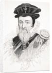 William Cecil by English School