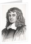 Isaac Barrow by English School
