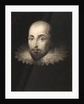 William Shakespeare by Cornelius Jansen