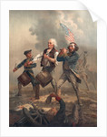 Yankee Doodle or the Spirit of '76 by Archibald Willard