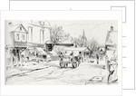 Commercial Street, Provincetown, Cape Cod by American School