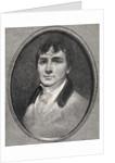 Portrait of Robert Burns by Scottish School