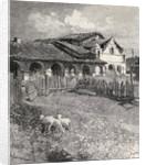Mission San Antonio de Padua, Jolon, California by Henry Sandham