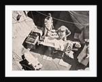 Field surgery on Gallipoli Peninsula by English School