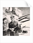 Admiral of the Fleet Sir John Michael de Robeck by English School