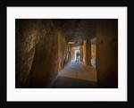 La Menga Dolmen (interior), Antequera by Anonymous