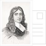 John Milton by English School
