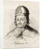 Alfonso X of Castile by English School