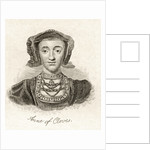 Anne of Cleves by English School
