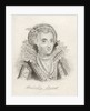 Lady Arabella Stuart by English School