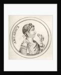 Flavius Arcadius by English School