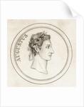 Emperor Augustus by English School