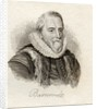 Johan van Oldenbarnevelt by English School