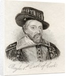 Richard Boyle, 1st Earl of Cork by English School