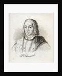 Ferdinand V, King of Castile by English School