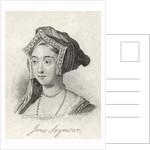 Jane Seymour by English School