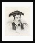 William Juxon by English School