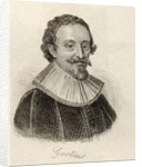 Hugo Grotius by English School