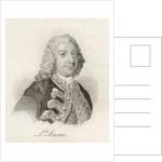George Anson by English School