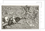 How Alexander fought the Dragons and a species of Beast called Scorpion by French School