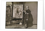 Toulouse-Lautrec with Tremolada by French Photographer