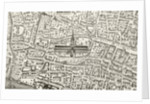 St. Paul's Cathedral and vicinity in the time of Henry VIII by English School