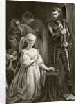 Execution of Mary Queen of Scots by English School
