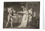 Lawn before the Duke's palace, Act I, Scene II by John Downman