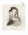Hannibal the Great by English School