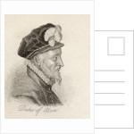 Don Fadrique Alvarez de Toledo by English School