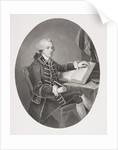 John Hancock by English School