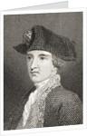 Francois-Jean de Beauvoir, Marquis de Chastellux by English School