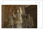 Tomb of Christopher Columbus by Spanish School