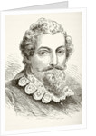 Francis Beaumont by English School
