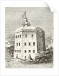 The Globe Theatre, Southwark by English School