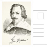 John Pym by English School