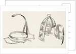Scolds bridles, probably dating from 17th century by English School
