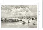 Brisbane Harbour, Australia by English School