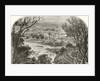 Launceston, Tasmania, c.1880 by English School